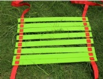Speed agility ladder for football training