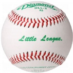 Dll-2 Little League Leather Baseballs