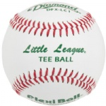 Little League Tee Ball Low-Compression Baseballs Tee Ball (Level 1)