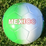 Mexico Soccer Ball size 5 Official World Cup Product