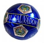 New Republica El Salvador Football Soccer Ball All Weather Official Size 5