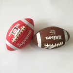 pebble surface American football