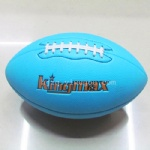 exercise colorful adult american football rugby ball