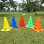 plastic cone training cone football cone different height for option