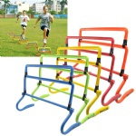 Adjustable Assemble Soccer Football Speed Agile Training Frame Hurdle