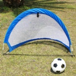 Soccer Goal 48 x 30, Anchor Ball Training Sets Folding Portable