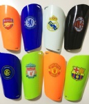 Football Shin Pads Soccer Guards Sports Leg Protector Kids Adult