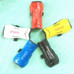 Colorful Youth cheap football Soccer Shin Guards