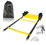 Durable Adjustable Speed Soccer Agility Ladder